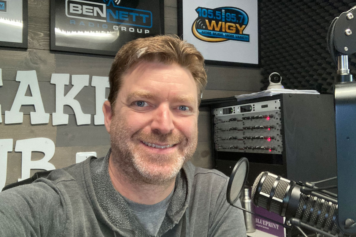 The Breakfast Club with Mark in the Morning - WIGY